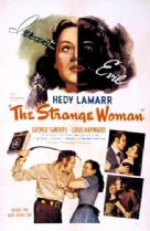 The Strange Woman 1946 DVD - Hedy Lamarr / George Sanders